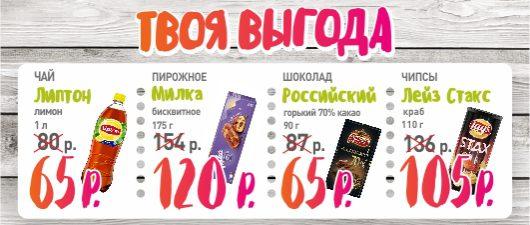 ТВОЯ ВЫГОДА 530-225