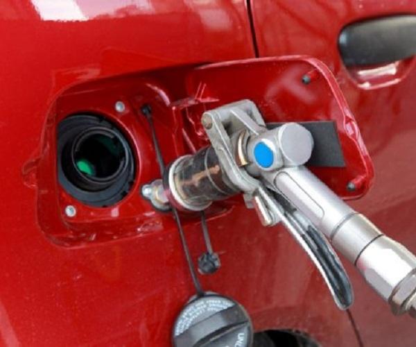 Автомобильный газ